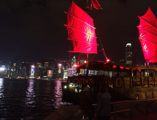 Hong Kong Tour 2018 and the tragical story of Anna Karenina